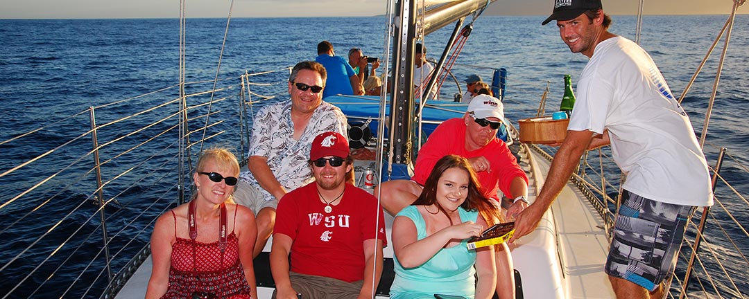 Lahaina Maui Sailing Charters