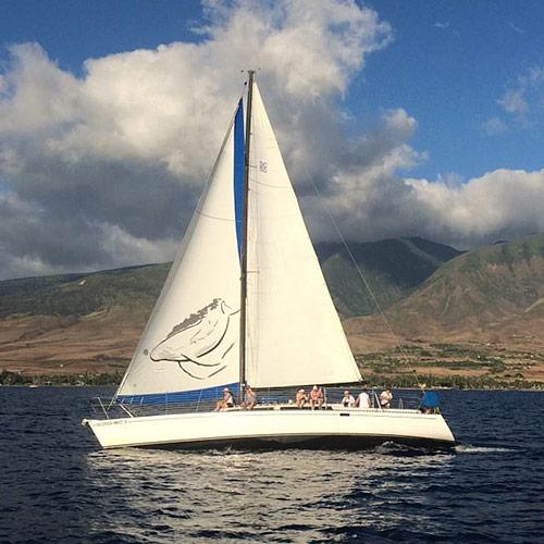 Lahaina Maui Sailing Charter