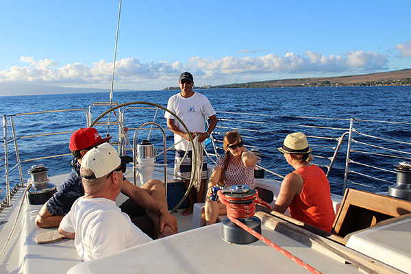 Maui Adventure Sail
