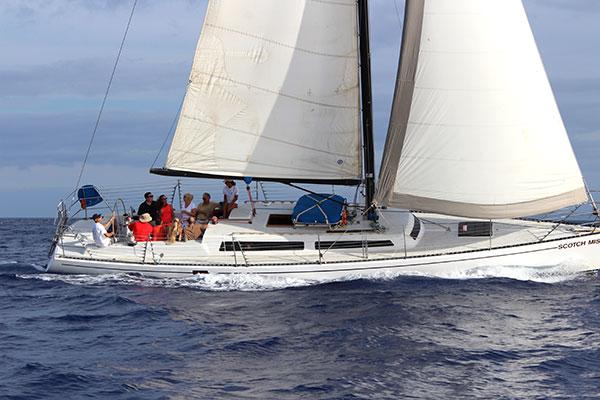 Maui Adventure Sail aboard Scotch Mist