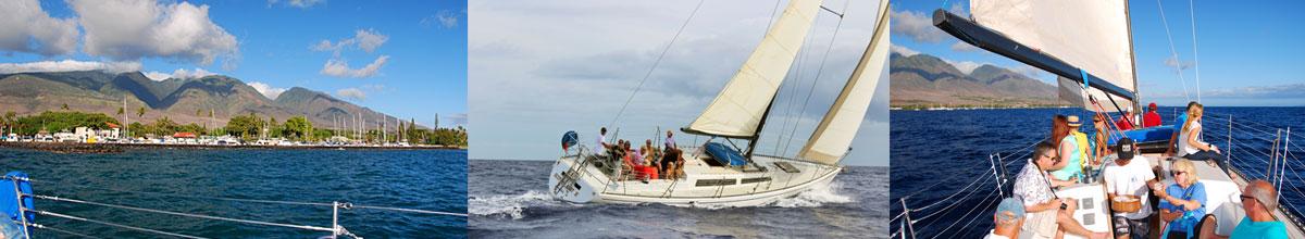 Maui Private Sailing Charter aboard Scotch Mist