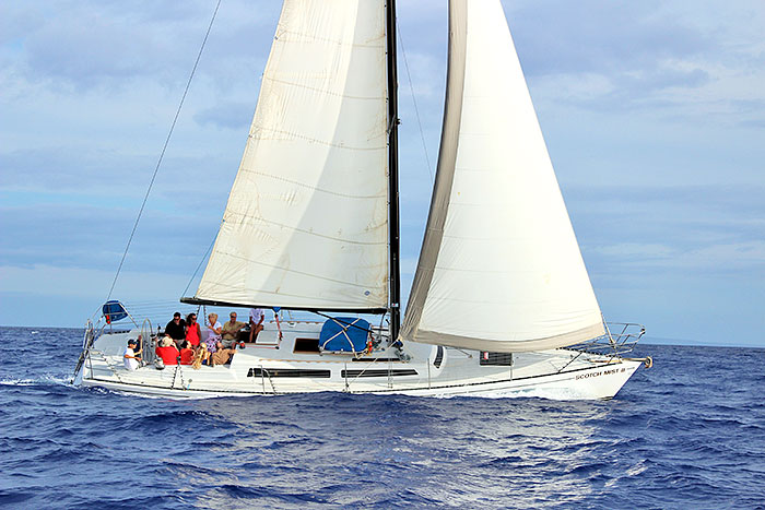 Maui Private Sailing Charter